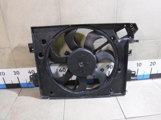 Запчасть вентилятор радиатора Renault Logan
