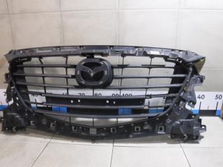 Запчасть решетка радиатора Mazda MAZDA3
