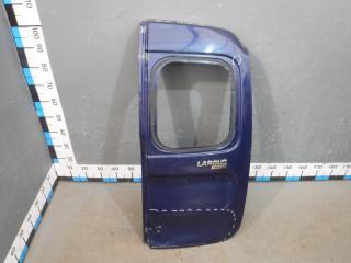 Запчасть дверь багажника правая Lada Largus