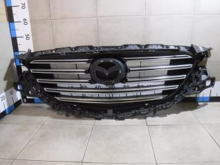 Запчасть решетка радиатора Mazda CX-9