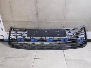 Запчасть решетка в бампер центральная Mitsubishi Pajero Sport