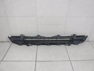 Запчасть решетка в бампер центральная BMW X3