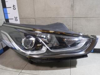 Запчасть фара правая Hyundai Sonata