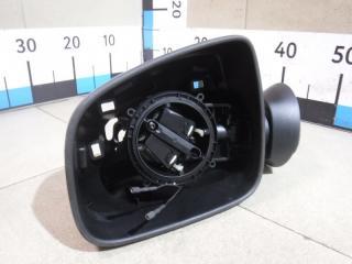 Запчасть зеркало левое электрическое Renault Logan
