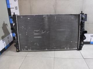 Запчасть радиатор основной Opel Zafira
