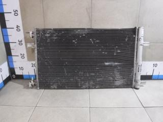 Запчасть радиатор кондиционера (конденсер) Opel Zafira