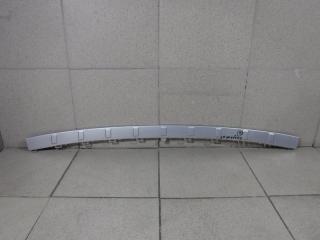 Запчасть накладка заднего бампера Geely Emgrand X7