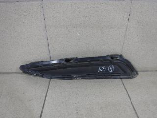 Запчасть воздуховод бампера левый Audi Q7