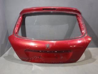 Запчасть дверь багажника Peugeot 207