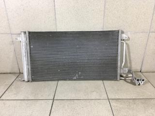 Запчасть радиатор кондиционера Volkswagen Polo