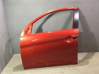 Запчасть дверь передняя левая Mitsubishi ASX