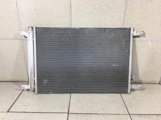 Запчасть радиатор кондиционера (конденсер) Skoda Octavia
