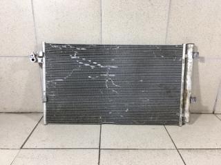 Запчасть радиатор кондиционера (конденсер) BMW 5-series
