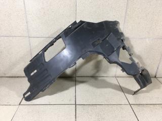 Запчасть кронштейн переднего бампера левый Audi Q7