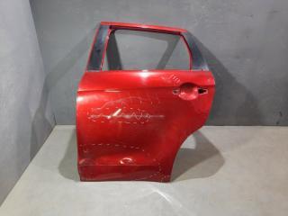 Запчасть дверь задняя левая Mitsubishi ASX