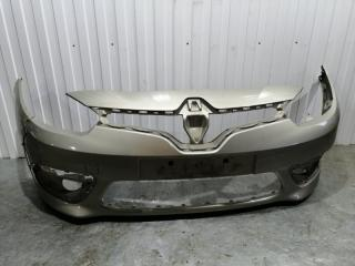 Запчасть бампер передний Renault Fluence 2012-2017
