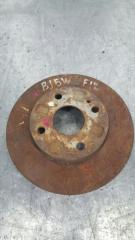 Запчасть диск тормозной передний Mazda Familia 1998- 2000