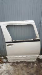 Запчасть дверь задняя левая Toyota Estima Lucida 1995- 1196