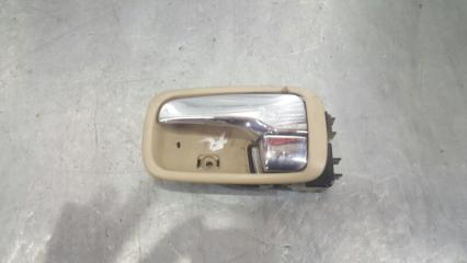 Запчасть ручка двери внутренняя передняя левая Mitsubishi Lancer 2000-2010