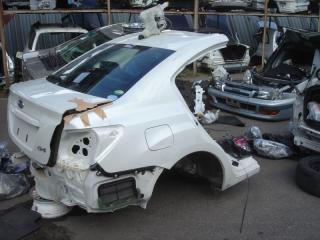 Запчасть крыло заднее правое Subaru Impreza