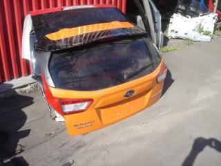 Запчасть дверь багажника задняя Subaru Subaru XV
