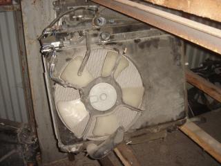 Запчасть радиатор двс Suzuki Swift 3