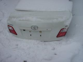 Запчасть крышка багажника задняя Toyota Camry