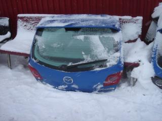 Дверь багажника задняя Mazda 3