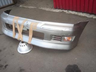 Запчасть бампер передний Mitsubishi Chariot Grandis