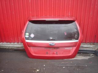 Запчасть крышка багажника задняя Subaru Forester