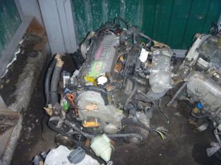 Запчасть двигатель Honda HR-V