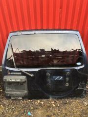 Дверь багажника задняя Mitsubishi Pajero