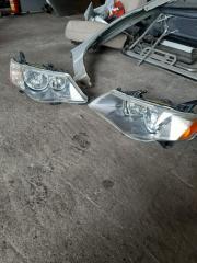 Запчасть фара Mitsubishi Outlander XL