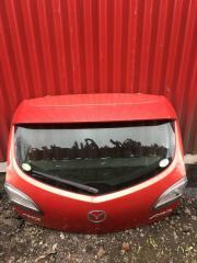 Запчасть крышка багажника Mazda 3