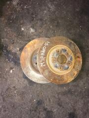 Запчасть тормозной диск передний Nissan Murano 2011