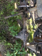 Запчасть редуктор задний Jeep chegran drokee 2004