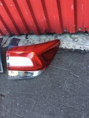 Запчасть фонарь заднего хода задний правый Subaru Impreza XV 2017