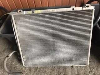 Запчасть радиатор кондиционера Mercedes-Benz E 2002