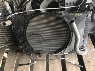 Радиатор ДВС Mercedes-Benz B 2006