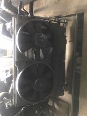 Запчасть вентилятор радиатора Mercedes-Benz С 2000