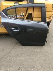 Запчасть дверь задняя Mazda 3 2014