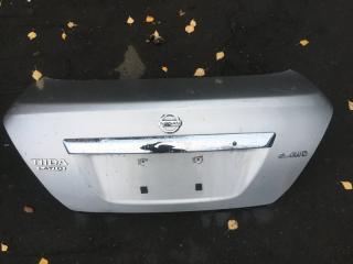 Запчасть крышка багажника Nissan Tiida 2005