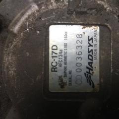 Запчасть компрессор кондиционера HONDA ASCOT 1994