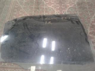 Запчасть стекло боковое заднее правое HONDA CIVIC 1997