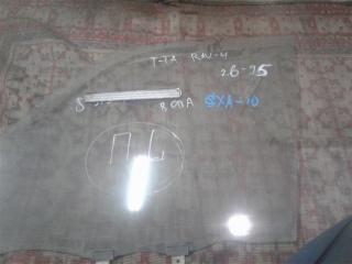 Запчасть стекло боковое переднее левое TOYOTA RAV-4