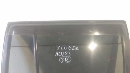 Запчасть ветровик задний правый TOYOTA KLUGER V 2005