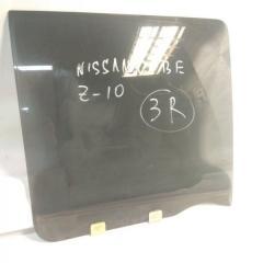Запчасть стекло заднее правое NISSAN CUBE 1996