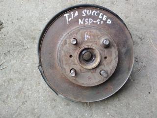Запчасть ступица передняя правая TOYOTA SUCCEED 2002