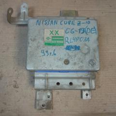 Запчасть эбу NISSAN CUBE 1996