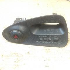 Запчасть кнопка аварийной сигнализации. TOYOTA COROLLA CERES 1994